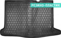 Коврик в багажник для Renault Sandero / Stepway '13-, резино-пластиковый (AVTO-Gumm)