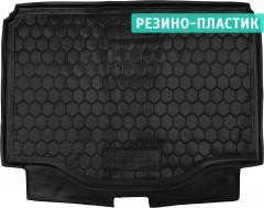 Коврик в багажник для Chevrolet Tracker '13-, резино-пластиковый (AVTO-Gumm)