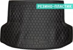 Коврик в багажник для Hyundai ix-35 '10-15, резино-пластиковый (AVTO-Gumm)