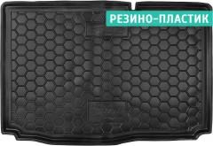 Коврик в багажник для Ford B-Max '12- (нижняя полка), резино-пластиковый (AVTO-Gumm)