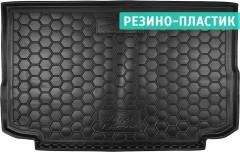 Коврик в багажник для Ford B-Max '12- (верхняя полка), резино-пластиковый (AVTO-Gumm)