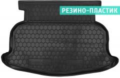 Коврик в багажник для Geely Emgrand EC7 '11- хетчбэк, резино-пластиковый (AVTO-Gumm)