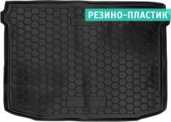 Коврик в багажник для Mitsubishi ASX '10-, резино-пластиковый (AVTO-Gumm)