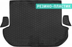 Коврик в багажник для Subaru Outback '09-14, резино-пластиковый (AVTO-Gumm)