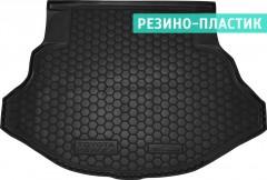 Коврик в багажник для Toyota Venza '10-16, резино-пластиковый (AVTO-Gumm)