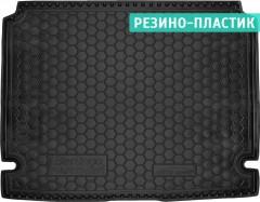 Коврик в багажник для Citroen Berlingo '08-18 резино-пластиковый (Avto-Gumm)