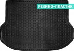 Коврик в багажник для Lexus NX '14-, резино-пластиковый (Avto-Gumm)