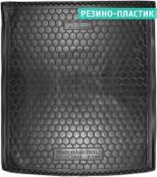 Коврик в багажник для Mercedes GL-Class X164 '06-11, длинный, резино-пластиковый (Avto-Gumm)