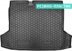 Коврик в багажник для Peugeot 508 '11- седан, резино-пластиковый (Avto-Gumm)