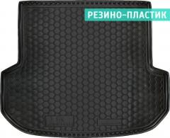Коврик в багажник для Kia Sorento '15- (5 мест), резино-пластиковый (AVTO-Gumm)