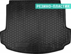 Коврик в багажник для Acura MDX '06-13, резино-пластиковый (AVTO-Gumm)