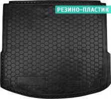 Коврик в багажник для Acura MDX '14-, резино-пластиковый (AVTO-Gumm)