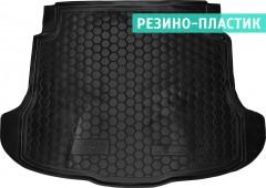 Коврик в багажник для Honda CR-V '06-12, резино-пластиковый (AVTO-Gumm)