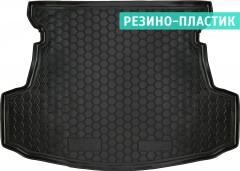Коврик в багажник для Geely GC5 '14- седан, резино-пластиковый (AVTO-Gumm)