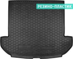 Коврик в багажник для Kia Sorento '15- (7 мест), резино-пластиковый (AVTO-Gumm)