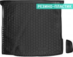Коврик в багажник для Mercedes ML-Class/GLE W166 '11-18, резино-пластиковый (AVTO-Gumm)