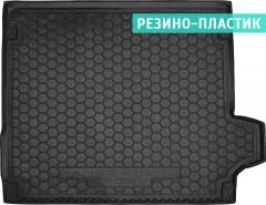 Коврик в багажник для Land Rover Range Rover Sport '13-, резино-пластиковый (AVTO-Gumm)