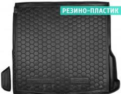 Коврик в багажник для Mazda 3 '14- седан, резино-пластиковый (AVTO-Gumm)
