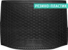 Коврик в багажник для Subaru XV '11-16, резино-пластиковый (AVTO-Gumm)