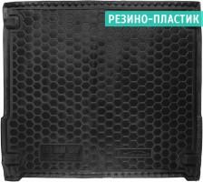 Коврик в багажник для BMW X5 E70 '07-13, резино-пластиковый (AVTO-Gumm)