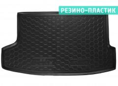 Коврик в багажник для Nissan Juke '15-, верхний, резино-пластиковый (AVTO-Gumm)