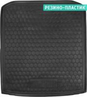 Коврик в багажник для Skoda Superb '15-, лифтбек, резино-пластиковый (AVTO-Gumm)