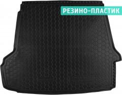 Коврик в багажник для Hyundai Sonata '05-10, резино-пластиковый (AVTO-Gumm)