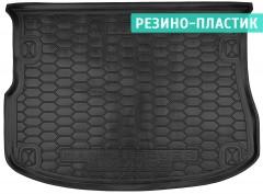 Коврик в багажник для Land Rover Range Rover Evoque '11-, резино-пластиковый (AVTO-Gumm)