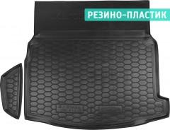 Коврик в багажник для Mercedes E-Class W213 '16- седан, резино-пластиковый (AVTO-Gumm)