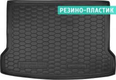 Коврик в багажник для Mercedes GLA X156 '13-, резино-пластиковый (AVTO-Gumm)