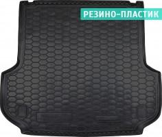 Коврик в багажник для Mitsubishi Pajero Sport '16-, резино-пластиковый (AVTO-Gumm)