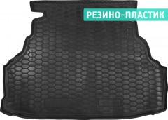 Коврик в багажник для Toyota Camry V40 '06-11 (2.4 L), араб/австр. версия, резино-пластиковый (AVTO-Gumm)