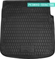 Коврик в багажник для Audi A7 '10- Sportback, резино-пластиковый (AVTO-Gumm)