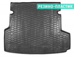 Коврик в багажник для BMW 3 F31 '12-, универсал, резино-пластиковый (AVTO-Gumm)