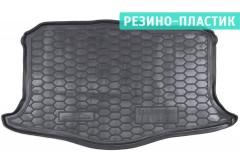 Коврик в багажник для Ssangyong Tivoli '15-, резино-пластиковый (AVTO-Gumm)