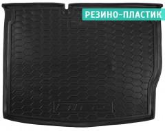 Коврик в багажник для Kia Niro '17-, с докаткой, резино-пластиковый (AVTO-Gumm)
