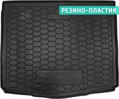 Коврик в багажник для Jeep Renegade с 2016, нижний, резино-пластиковый (AVTO-Gumm)