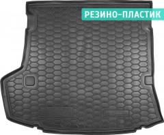 Коврик в багажник для Toyota Corolla с '07-12, резино-пластиковый (AVTO-Gumm)