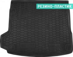 Коврик в багажник для Audi Q5 '17-, резино-пластиковый (AVTO-Gumm)
