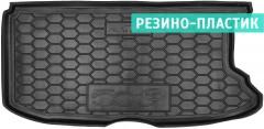 Коврик в багажник для Fiat 500е, резино-пластиковый (AVTO-Gumm)