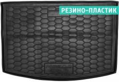 Коврик в багажник для Mazda CX-3 '15-, резино-пластиковый (AVTO-Gumm)