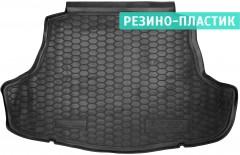 Коврик в багажник для Toyota Camry V70 2018-, резино-пластиковый (AVTO-Gumm)