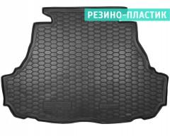 Коврик в багажник для Toyota Camry V20 97-01, резино-пластиковый (AVTO-Gumm)