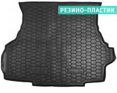 Коврик в багажник для Lada (Ваз) 21099 '90-11 резино-пластиковый (AVTO-Gumm)
