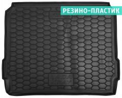 Коврик в багажник для Lada (Ваз) XRAY '15-, верхний резино-пластиковый (AVTO-Gumm)