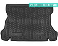 Коврик в багажник для Opel Astra F '91-98, 3-дв., 5-дв., резино-пластиковый (AVTO-Gumm)