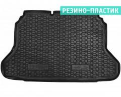 Коврик в багажник для Chevrolet Lacetti '03-12, хетчбэк, резино-пластиковый (AVTO-Gumm)