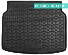 Коврик в багажник для Chery Tiggo 4 '17- резино-пластиковый (AVTO-Gumm)