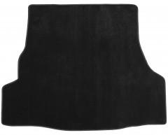 Коврик в багажник для Ford Mustang '10-14 купе текстильный, черный (Optimal)