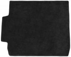 Коврик в багажник для Land Rover Discovery 5 2017 - 5 мест, текстильный, черный (Optimal)